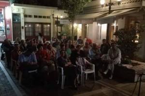 Εκδήλωση Συριζα 3